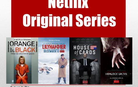 Netflix Original Series Shows