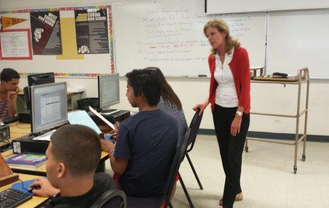 Applied Arts Teacher of the Year: Sally Duke
