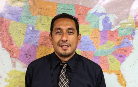 Sal Hernandez: WCHS Teacher of the Year
