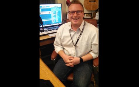 Tyler Wigglesworth: Rookie Teacher of the Year