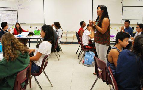 New Teacher: Katarina Gomez