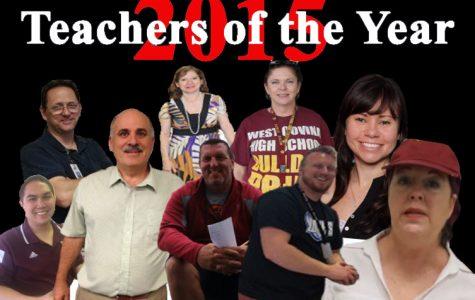 Teachers of the 2014-2015 School Year