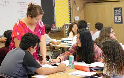 New Math Teacher: Patricia Vandenberg