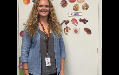 New Health Teacher: Brittany Levenson