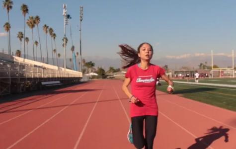 Alumni Spotlight Video: Lenore Moreno, Olympic Hopeful