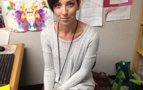 English Department Teacher of the Year: Sarah Sanford