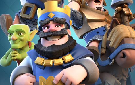 New App: Clash Royale