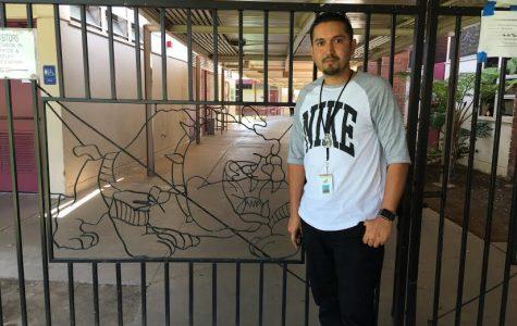 Classified Staffer of the Year: Fernando Martinez