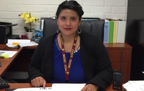 New Assistant Principal: Irma Lemus
