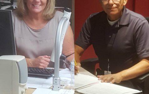 New Teachers: Eva Dwyer and Carlos Segura