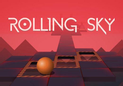 App Review: Rolling Sky