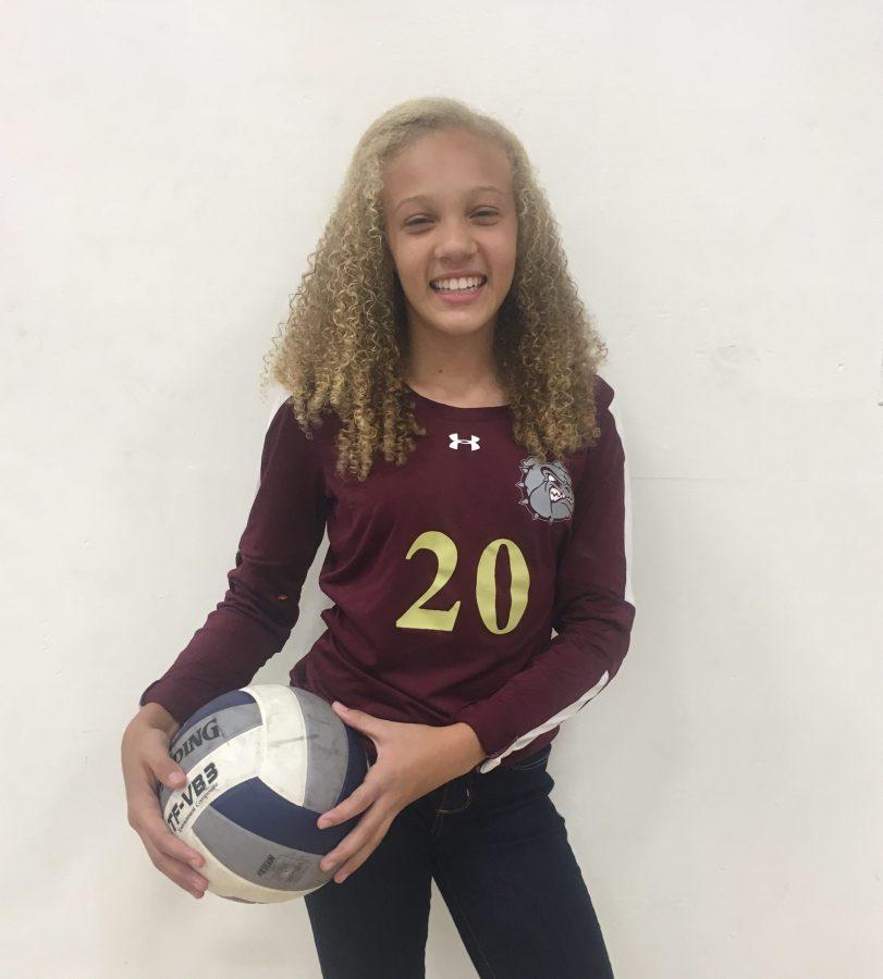 Player Profile: Delaney Tate