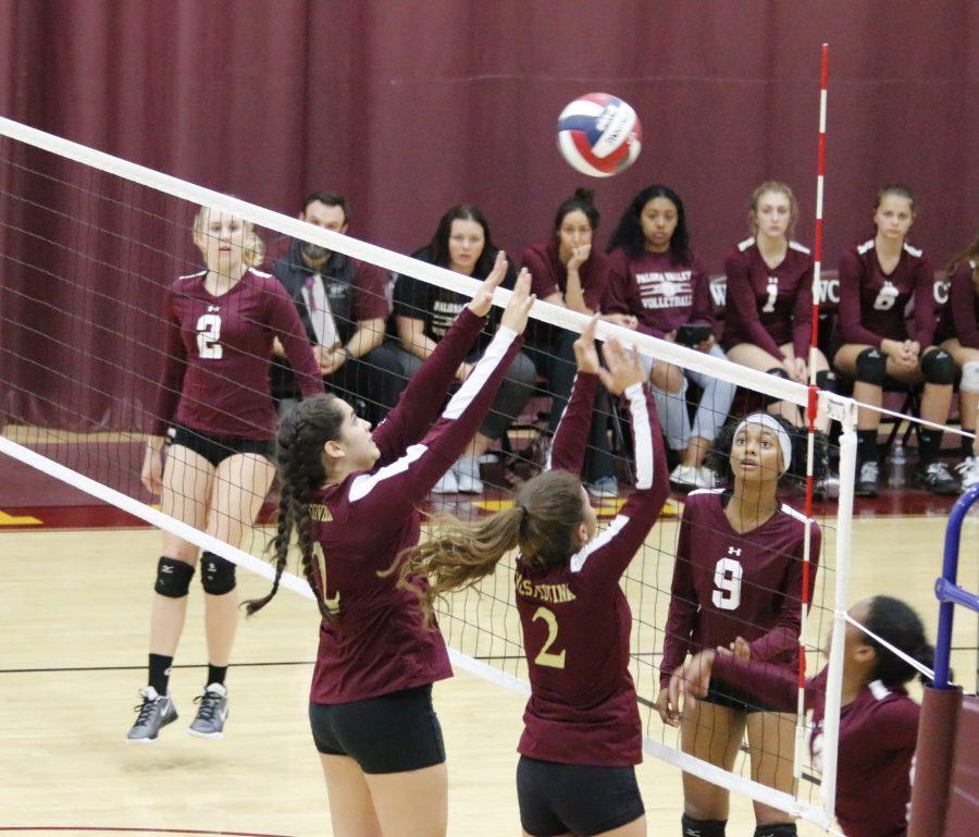 Photo Gallery: Varsity Girls Volleyball CIF First Round