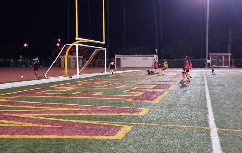 Soccer's Great Kick to Season