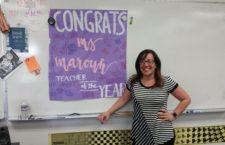 District Teacher of the Year: Maya Maroun