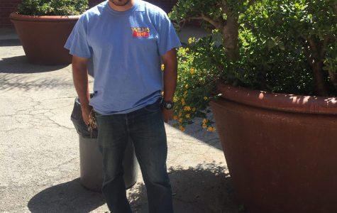 Classified Employee of the Year: John Recendez