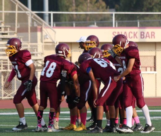 Photo Gallery: Freshmen Football vs Diamond Ranch