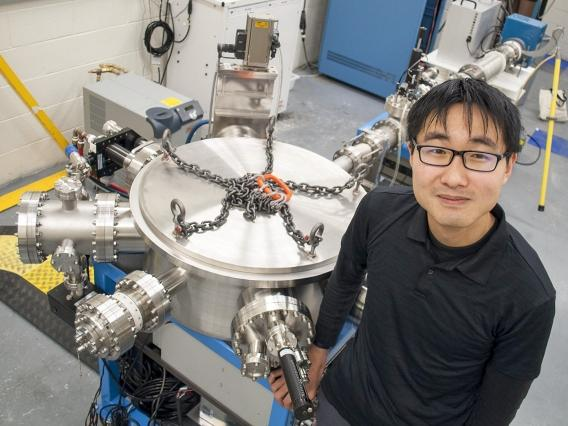 Alumni Profile: Hong Sio, Fusion Expert