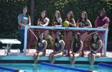Girls Water Polo 2016-2017  Photo by Nicolett Preciado