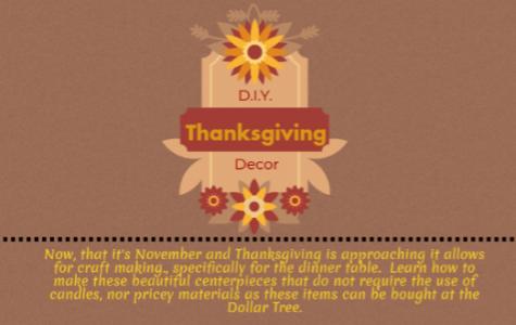 D.I.Y. Thanksgiving Decor