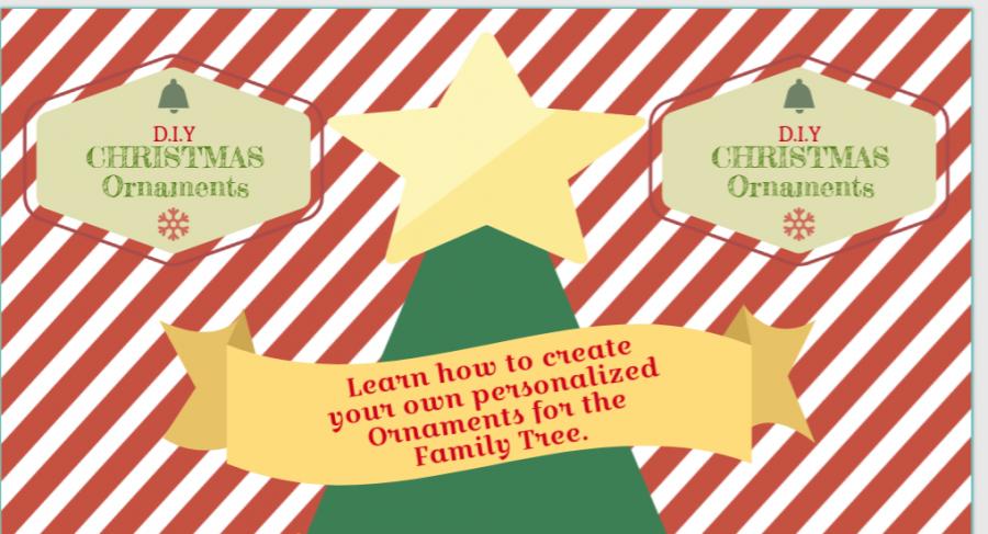 DIY: Christmas Tree Ornaments