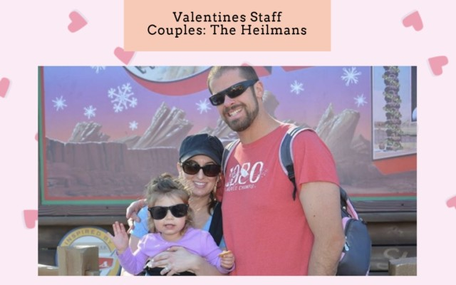 Staff Couple: The Heilmans