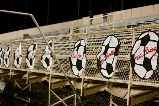 Photo Gallery: Boys Soccer Senior Night