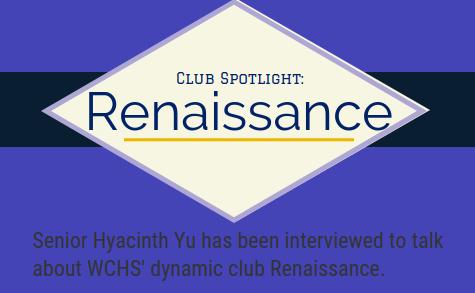 Club Spotlight: Renaissance