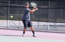 Photo Gallery: Boys Tennis vs Charter Oak