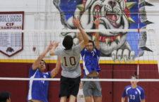 Photo Gallery: Boys Varsity Volleyball vs Diamond Ranch