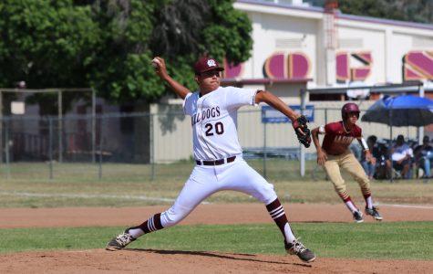 Varsity Baseball CIF Game vs La Serna