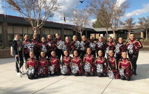 Dance Drill: WCE Regionals 2019